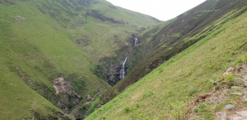 Grey Mare's tail, near Moffat.