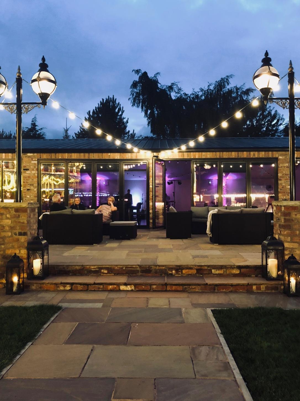 York Barn Evening Event